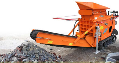 Micro crusher hire in London, UK