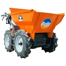 Mini dumper hire in London UK